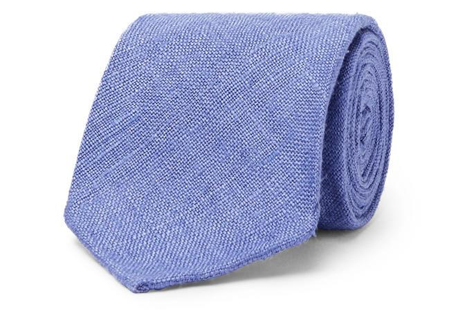 Шелковый галстук Шлекса 8 см