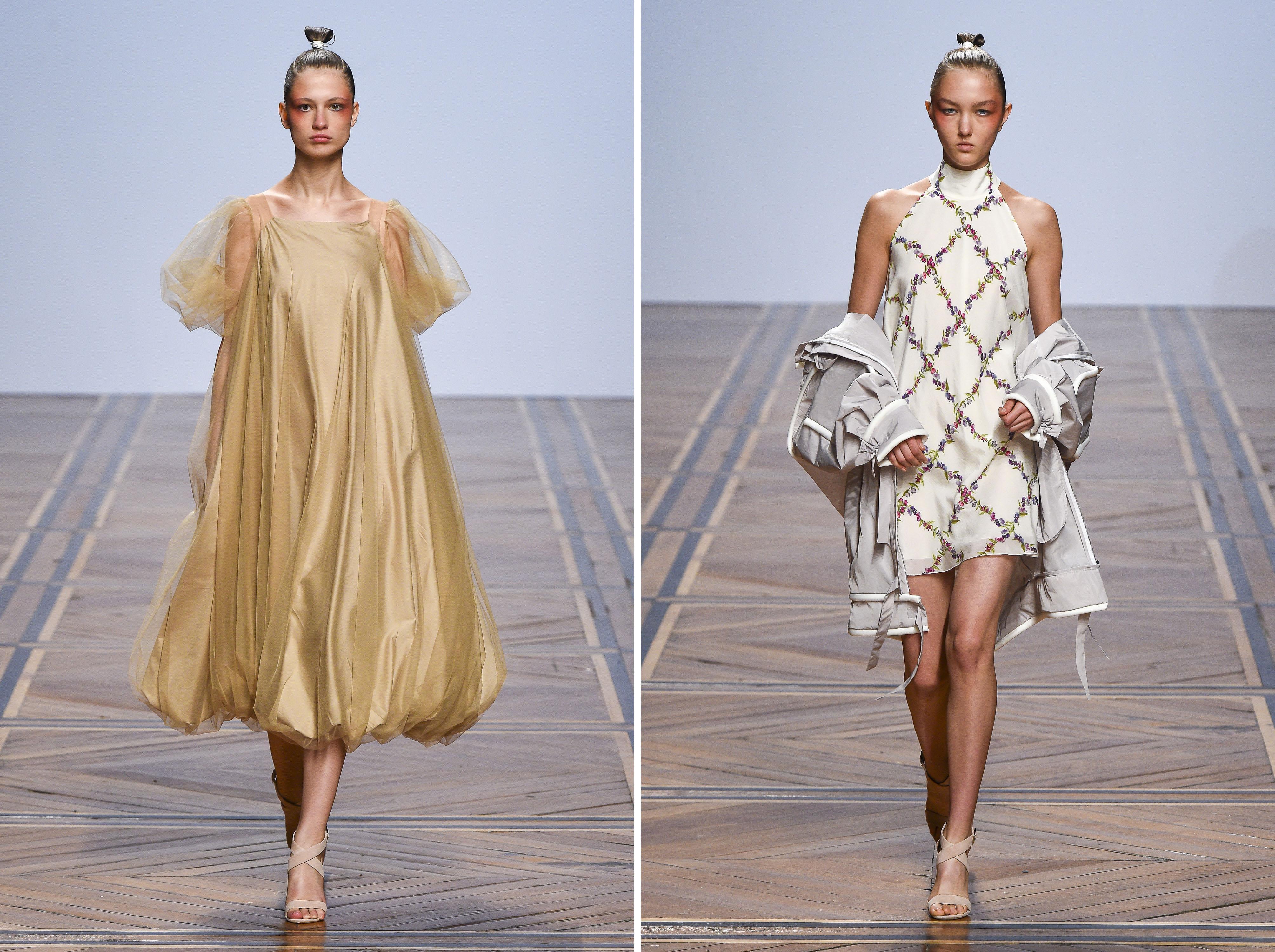 ff94f896c9cf Российская мода давно покоряет мировые подиумы, но редко кто из дизайнеров  стабильно возит свои новые коллекции на мировые недели моды. В отличие от  многих ...