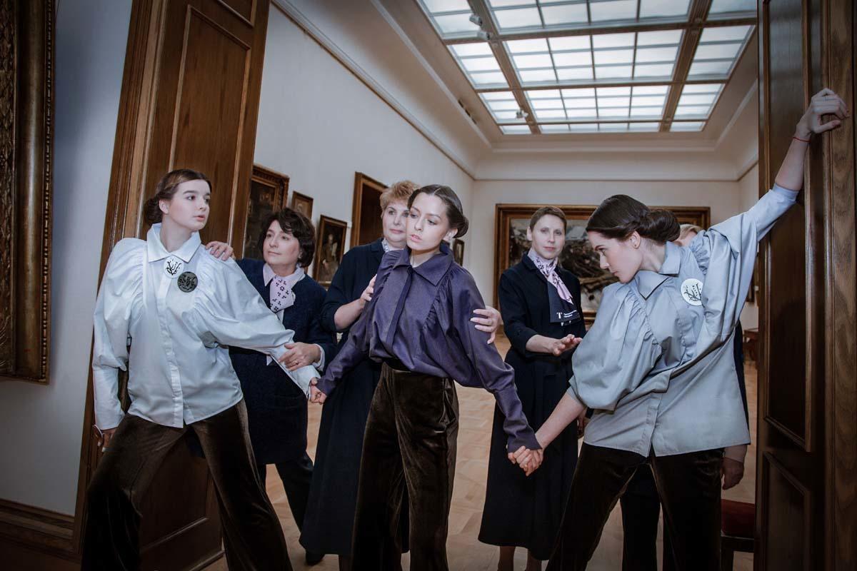 Коллекция Виктории Андреяновой для Третьяковской галереи