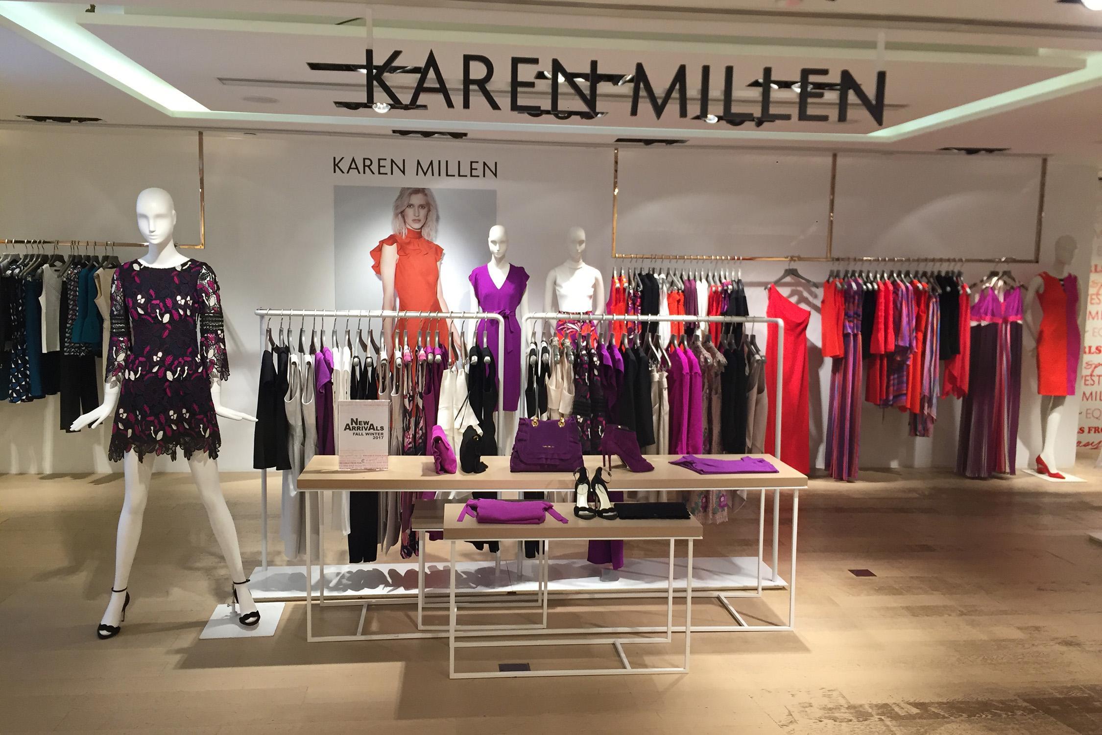 Магазин Karen Millen