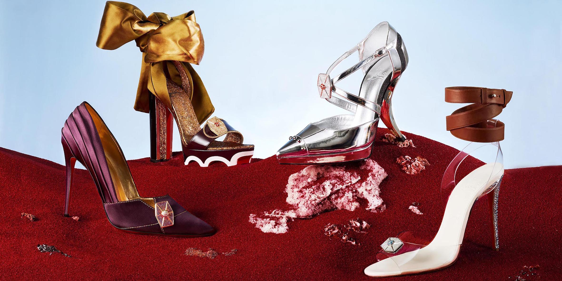 В конце 2017 Кристиан выпустил коллекцию обуви, посвященную саге Звездные войны
