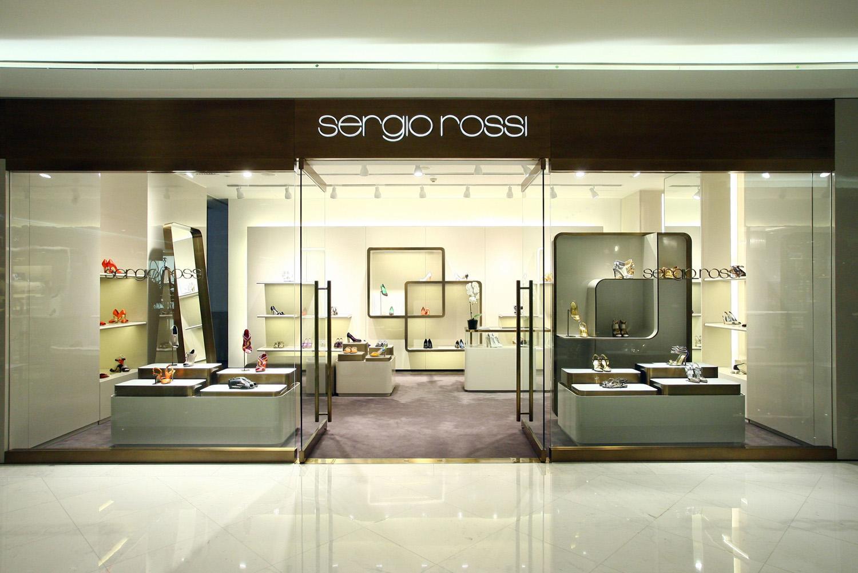 Магазин Sergio Rossi